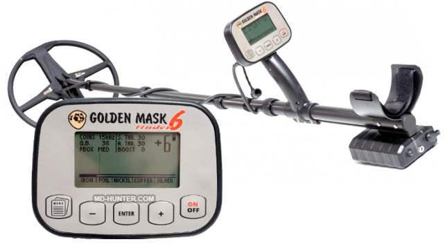 GOLDEN MASK 6 WS